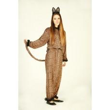 Kedi Kız Kostümü