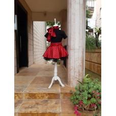 Twıst Kız Kostümü