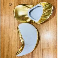 Pisi Pisi Gold - Kırmızı Dans Ayakkabısı