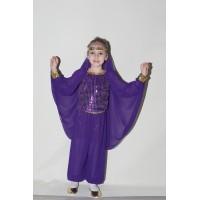 Anadolu Ateşi Kız Çocuk Kostümü