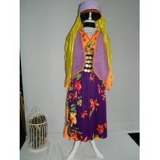 Van Kız Çocuk Kostümü