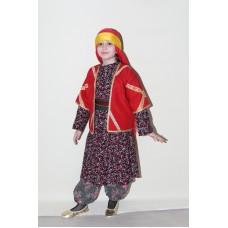 Diyarbakır Kız Çocuk Kostümü