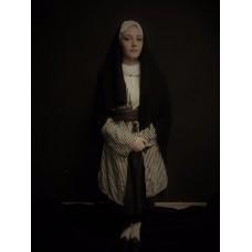 Anadolu Dönem Kadın Kostümü
