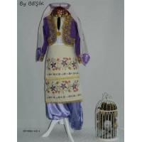 Zeybek kız Kostümü