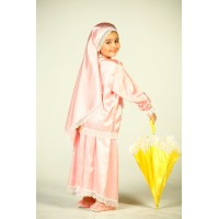 Katibem Kız Çocuk Kostümü