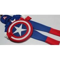 Kaptan Amerika Kostümü