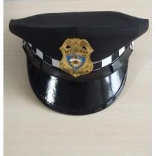 Amerikan Polis Şapkası
