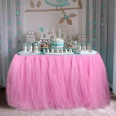 Doğum günü masa örtüsü