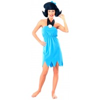 Taş Devri Betty Kostümü