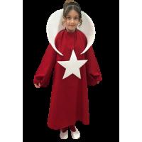 Türk Bayraklı Elbise