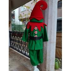 Elf Erkek Çocuk Kostümü