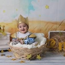 Bebek Prens Kostümü