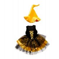 Cadı Kız Kostümü