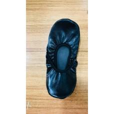 Pisi Pİsi Siyah -Beyaz Dans Ayakkabısı