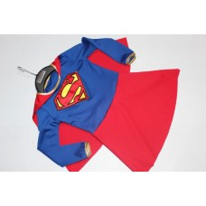 Super Gırl Kostümü