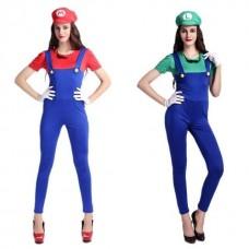Süper Mario Kadın kostümü