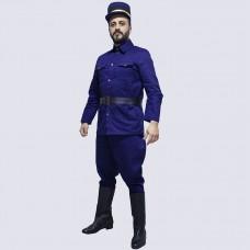 Çanakkale Fransız Komutan Kostümü