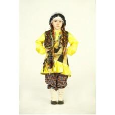 Karadeniz Kız Kostümü