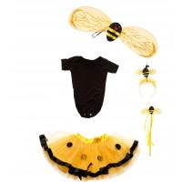 Arı Kız Kostümü