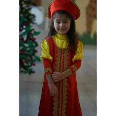Rus Kız Kostümü