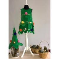 Noel Ağacı Kostümü